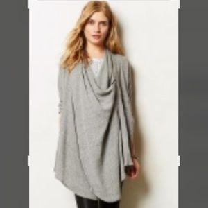 Anthropologie T shirt Manifolds top